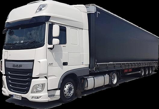 Oferta - Firma transportowa MTS | Spedycja, Transport międzynarodowy